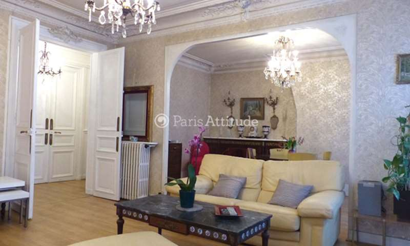 Rent Apartment 2 Bedroom 90m² rue Beranger, 75003 Paris