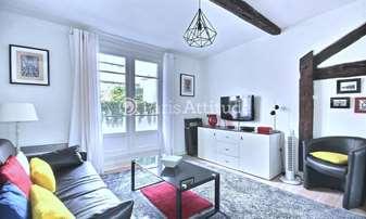 Rent Duplex 1 Bedroom 37m² rue des Prouvaires, 1 Paris