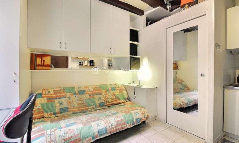 Location Appartement Studio 14m² rue des Petits Carreaux, 75002 Paris