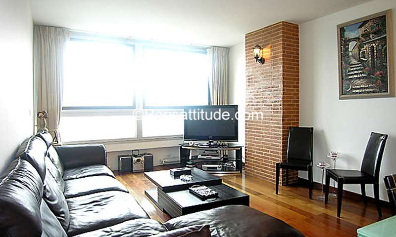 Rent Apartment 2 Bedroom 85m² square Leon Blum, 92800 Puteaux