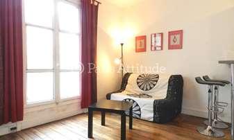 Rent Apartment Studio 17m² rue Gerando, 9 Paris