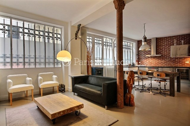 Location Appartement 2 Chambres 80m² rue de Dunkerque, 75009 Paris