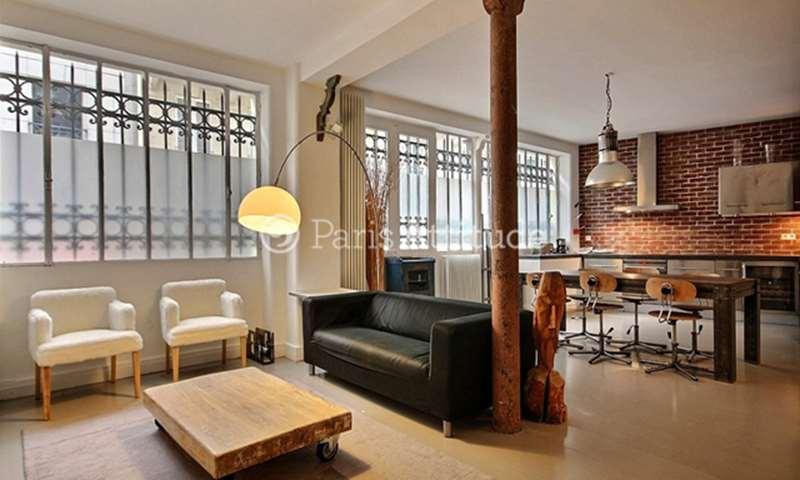 Rent Apartment 2 Bedroom 80m² rue de Dunkerque, 75009 Paris