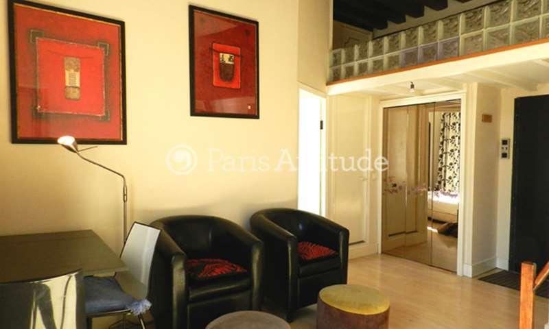 Location Appartement 1 Chambre 30m² rue Dussoubs, 2 Paris