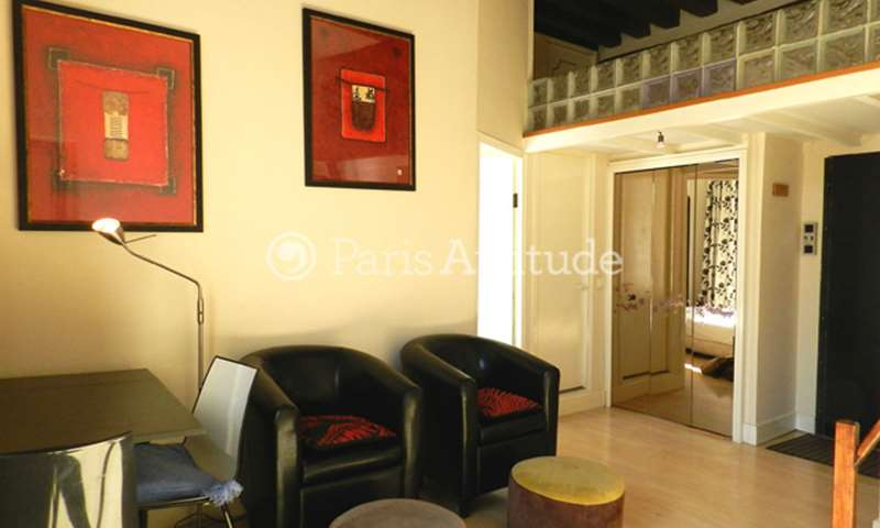 Rent Apartment 1 Bedroom 30m² rue Dussoubs, 75002 Paris