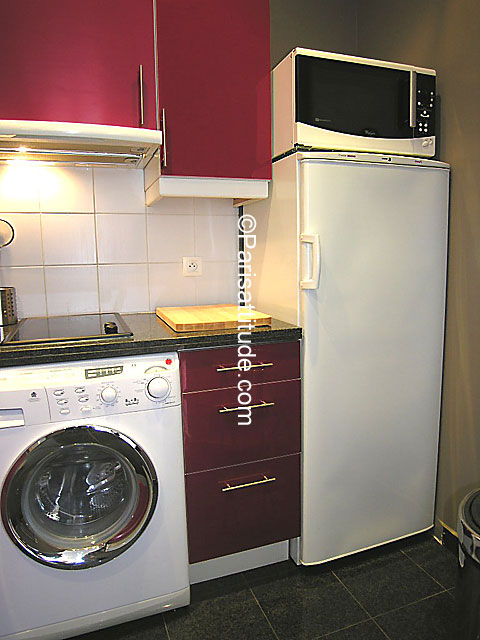 Rent Apartment in Paris 75001 - 35m² Chatelet - Les Halles - ref 5484