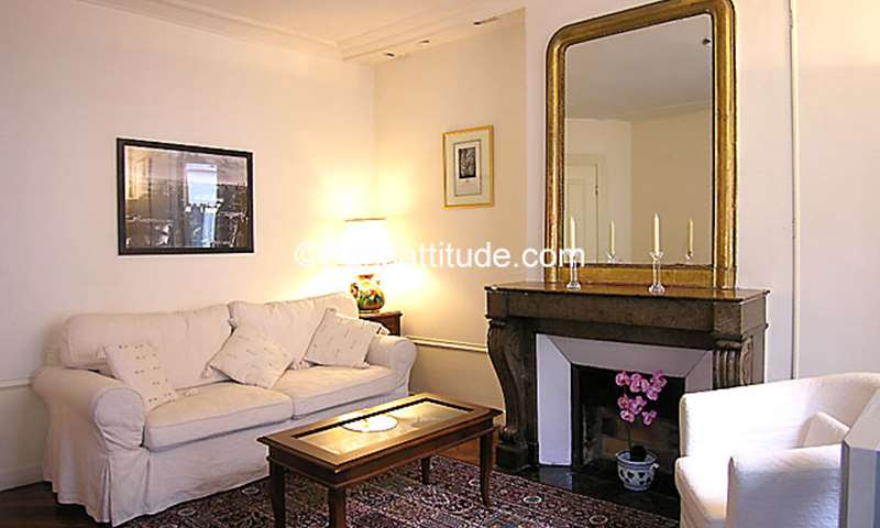 Rent Apartment 1 Bedroom 55m² rue de Bellefond, 75009 Paris