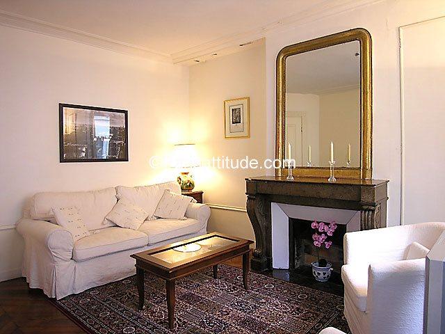 Louer Appartement meublé 1 Chambre 55m² rue de Bellefond, 75009 Paris
