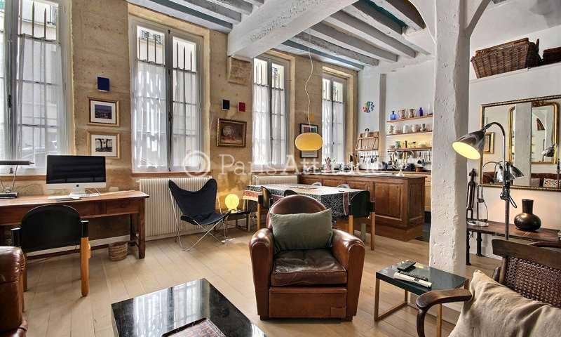 Aluguel Apartamento 1 quarto 70m² rue des Tournelles, 4 Paris