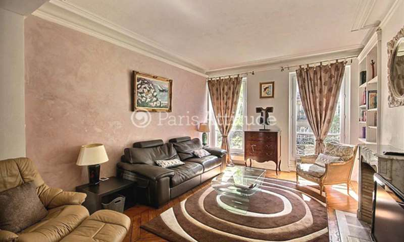 Location Appartement 2 Chambres 130m² avenue de La Bourdonnais, 75007 Paris