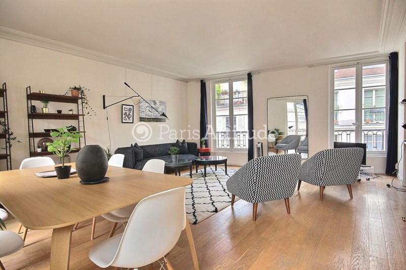 Rent Apartment 2 Bedroom 92m² place des Vosges, 75004 Paris