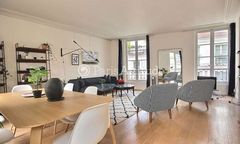 Rent Apartment 2 Bedrooms 92m² place des Vosges, 4 Paris