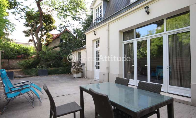 Rent Townhouse 3 Bedroom 105m² rue de la Tourelle, 92100 Boulogne Billancourt