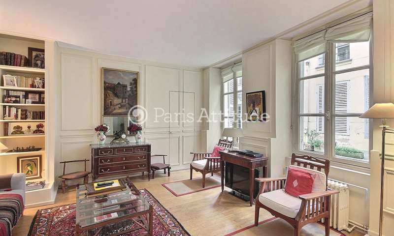 Rent Apartment 1 Bedroom 70m² rue Ferou, 75006 Paris