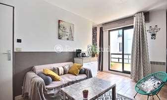 Rent Apartment Studio 30m² rue de Meaux, 19 Paris