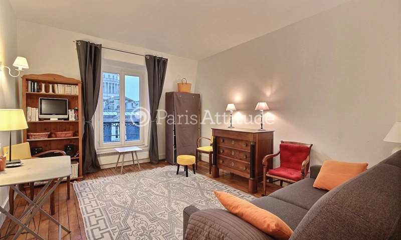 Rent Apartment 1 Bedroom 35m² rue Saint Jacques, 5 Paris