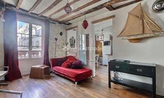 Location Appartement 2 Chambres 63m² rue Rodier, 9 Paris