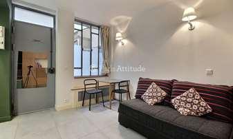 Aluguel Apartamento Quitinete 23m² rue d Ormesson, 4 Paris