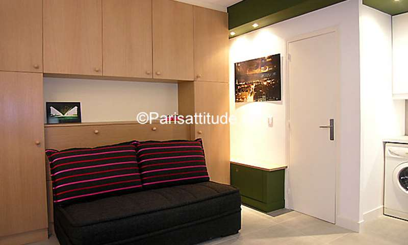 Location Appartement Studio 23m² rue d Ormesson, 75004 Paris
