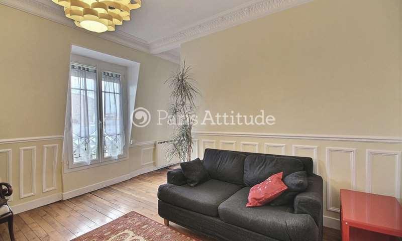 Rent Apartment 1 Bedroom 44m² rue Blomet, 15 Paris