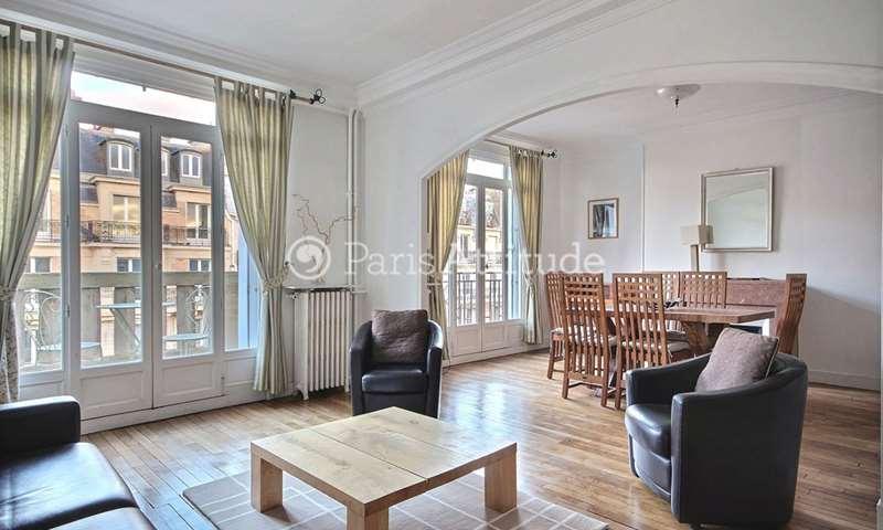 Aluguel Apartamento 2 quartos 94m² avenue de Suffren, 7 Paris