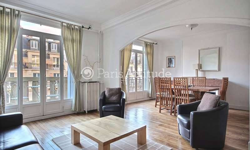 Rent Apartment 2 Bedroom 94m² avenue de Suffren, 75007 Paris