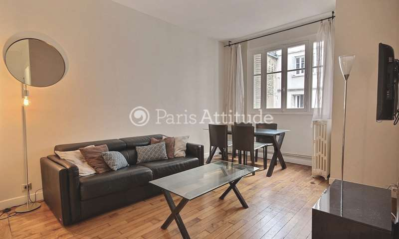 Rent Apartment 1 Bedroom 52m² rue de la Faisanderie, 75016 Paris