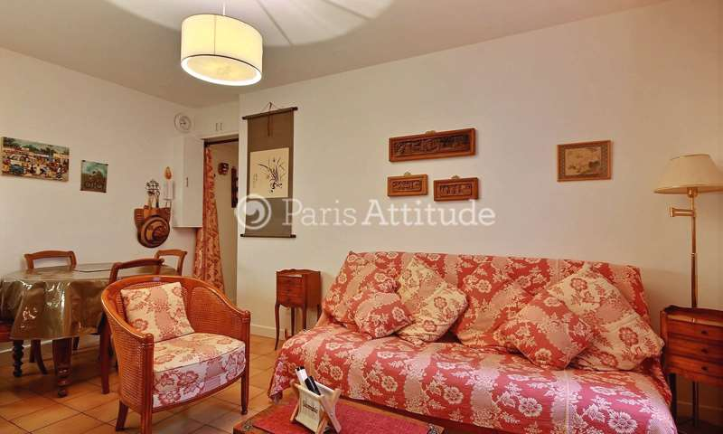 Rent Apartment 1 Bedroom 29m² rue des Lyonnais, 75005 Paris