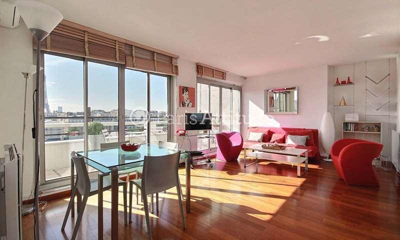 Location Appartement 1 Chambre 57m² rue de la Pompe, 16 Paris