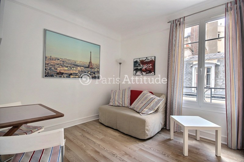 Location Appartement Studio 20m² rue Des Renaudes, 75017 Paris