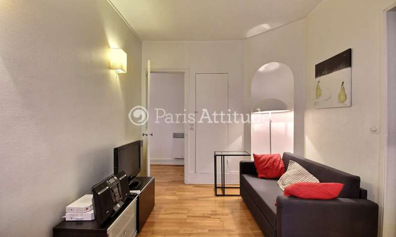 Rent Apartment 1 Bedroom 37m² rue de Reuilly, 75012 Paris