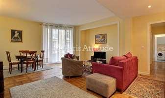 Rent Apartment 2 Bedrooms 74m² rue Degas, 16 Paris