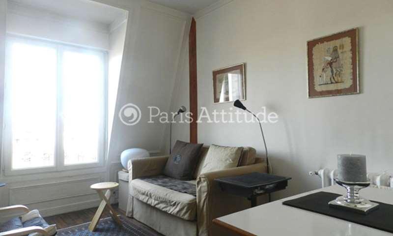 Rent Apartment 1 Bedroom 32m² rue Brancion, 75015 Paris