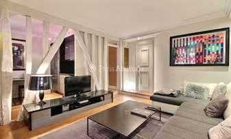 Rent Apartment 1 Bedroom 45m² rue Jean Mermoz, 8 Paris