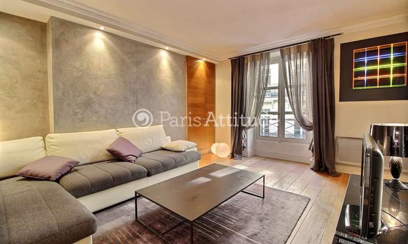 Rent Apartment 1 Bedroom 45m² rue Jean Mermoz, 75008 Paris