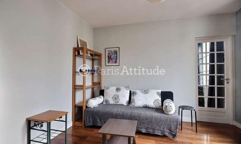 Rent Apartment 1 Bedroom 38m² rue du Cherche Midi, 6 Paris