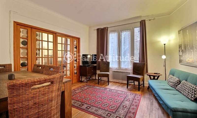 Rent Apartment 1 Bedroom 44m² rue Narcisse Diaz, 75016 Paris
