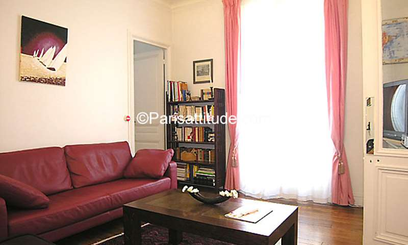 Rent Apartment 1 Bedroom 60m² rue du Cardinal Mercier, 9 Paris