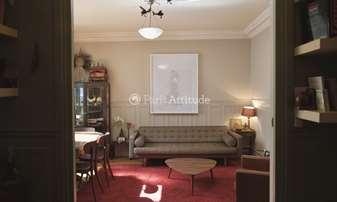 Location Appartement 2 Chambres 70m² rue de Civry, 16 Paris