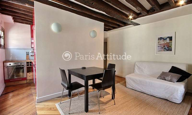 Rent Apartment 1 Bedroom 42m² rue Saint Augustin, 2 Paris