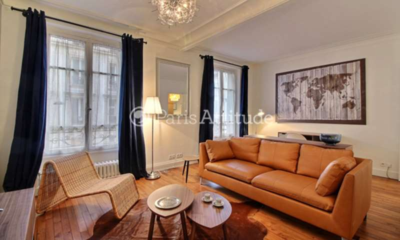 Rent Apartment 1 Bedroom 60m² rue Baron, 75017 Paris