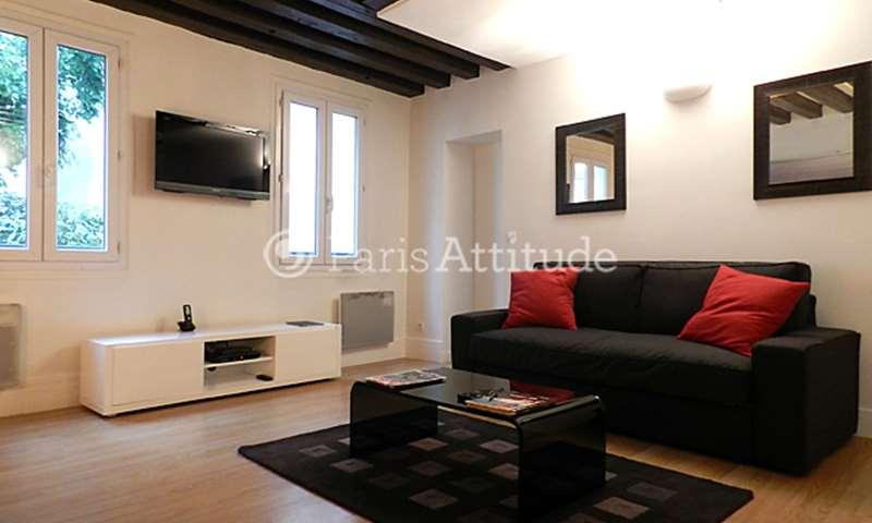 Location Appartement 1 Chambre 40m² rue de Sevres, 75006 Paris