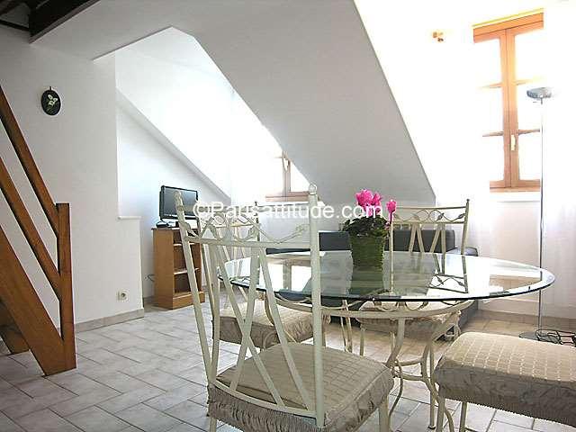 Louer un duplex paris 75011 40m bastille ref 5911 for Fenetre bastille