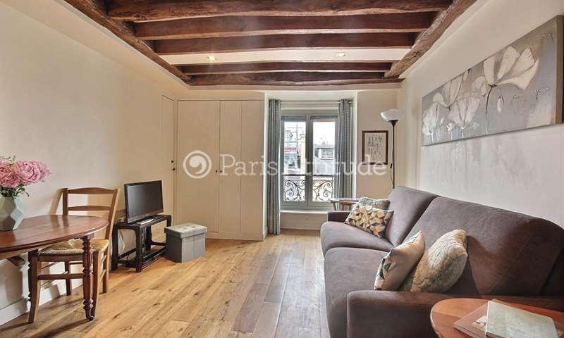 Location Appartement Studio 24m² rue de Bourgogne, 7 Paris
