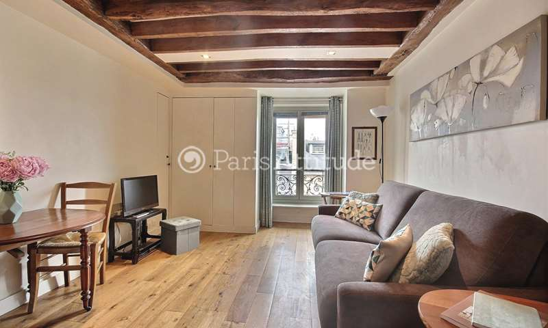 Location Appartement Studio 24m² rue de Bourgogne, 75007 Paris