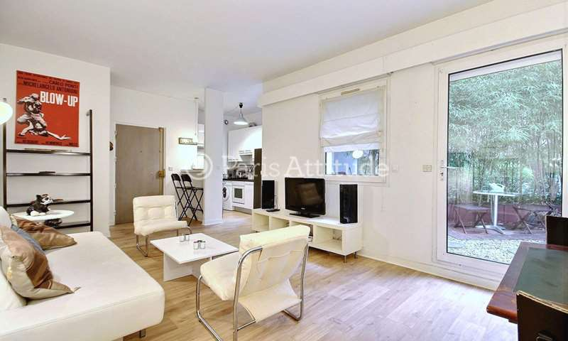Rent Apartment 1 Bedroom 42m² rue de Tocqueville, 75017 Paris
