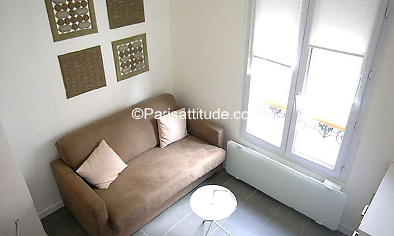 Rent Apartment Studio 15m² rue Juge, 15 Paris