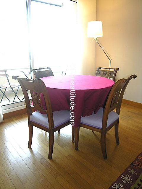Louer un appartement boulogne billancourt 92100 65m for Salle a manger 92100