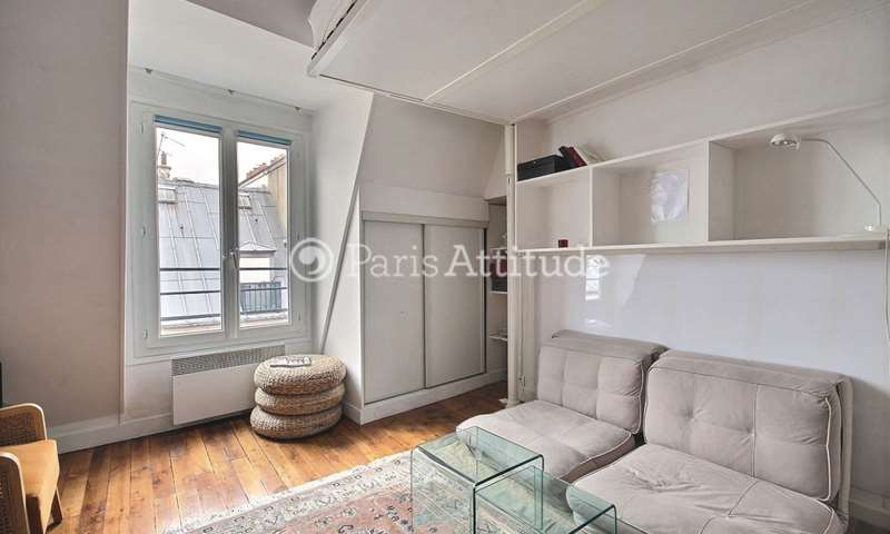 Location Appartement Studio 20m² rue Saulnier, 9 Paris