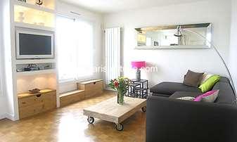 Rent Apartment Studio 32m² rue Fallempin, 15 Paris
